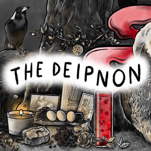 Deipnon Comic Cover